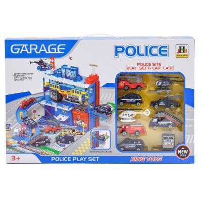 Гараж 566-14 (18шт) полицейский участок, 3этажа, т