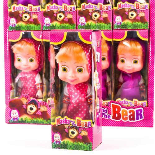 """Кукла """"Маша и медведь"""", 3006"""