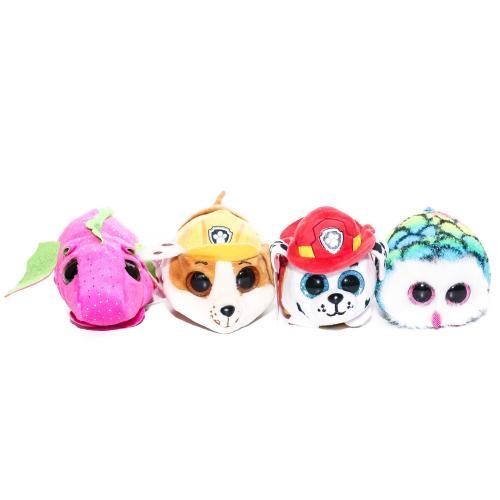 Мягкая игрушка 6 вид зверюшек, CLR103