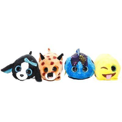 Мягкая игрушка 6 вид зверюшек