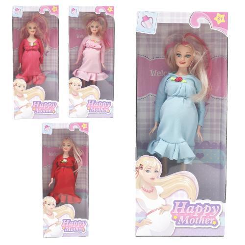 Кукла Happy Mother, беременная, 2030-80A