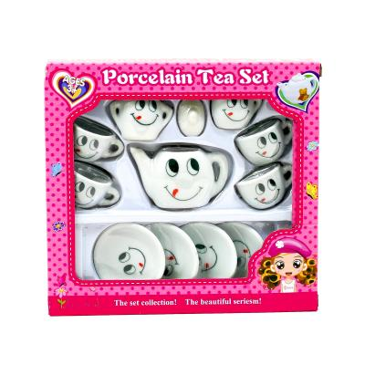 Чайный сервиз, на 4 персоны, 13 предметов