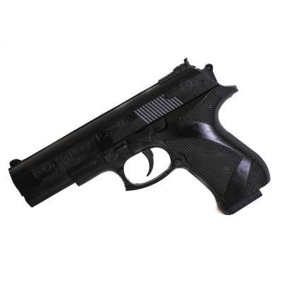 Пистолет 729 (160шт) на пульках, в кульке, 17-11-3