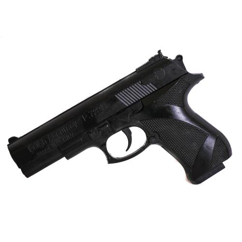 Пистолет 729 (160шт) на пульках, в кульке, 17-11-3, 729