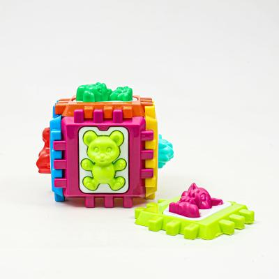 Куб-сортер, KW-50-001