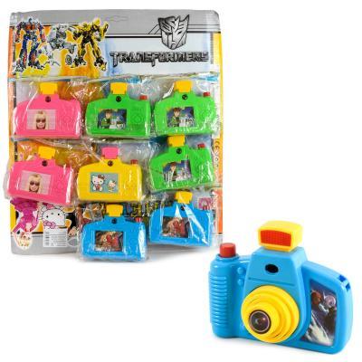Фотоаппарат 041-ABCD (48уп по 9шт/2) 2 вида,4 цвет