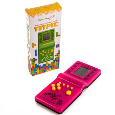 Тетрис KI-9999 (200шт) 4 цвета, батар.,в кор. 18*8