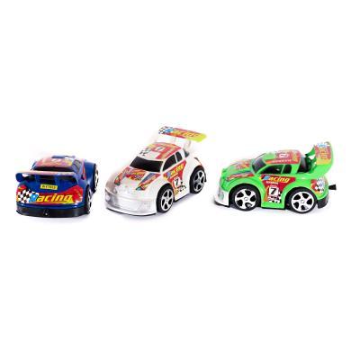 Машинка 14см, 3 цвета, в кульке, 14-8,5-6см, WY7855A