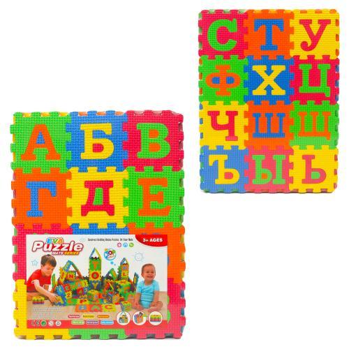 """Коврик - мозаика """"Алфавит"""", TH-66302"""