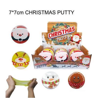 "Слайм ""CHRISTMAS"", 824A"