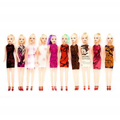 Кукла 26см, 16видов, в кульке, 26-6-3см