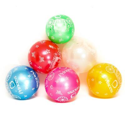 Мяч детский 9дюймов, карета, рисунок, 1вид, 6цвето