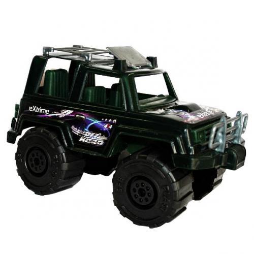 """Детская машинка """"Джип военный"""", МГ 152"""