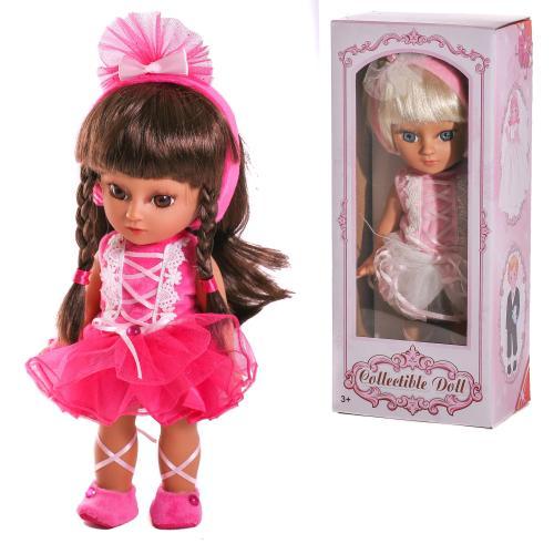 Кукла VD121008-9 (24шт) 32см, 2вида, в кор-ке, 35, VD121008-9