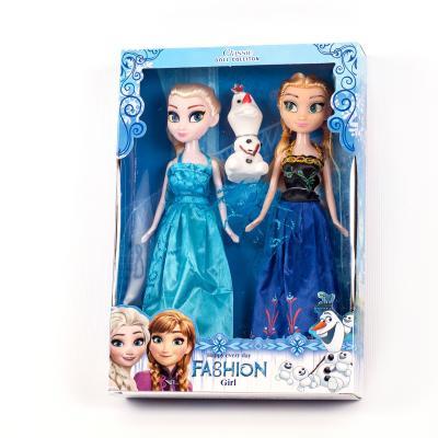 "Кукла ""Эльза и Анна"""