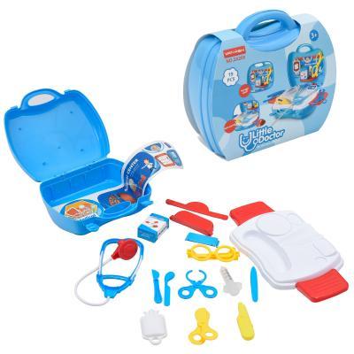 Доктор 2A208 (36шт) стетоскоп, очки, инструменты