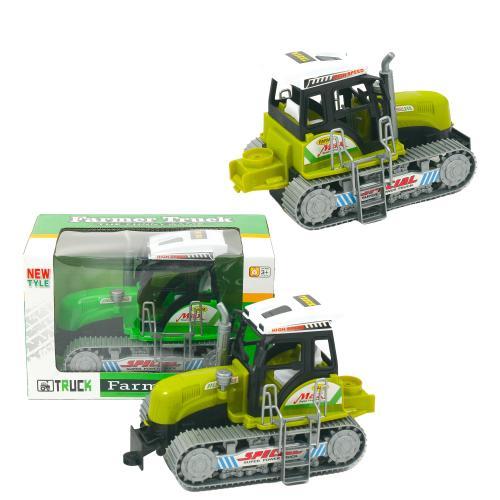 Трактор, инерционный, 668A-72