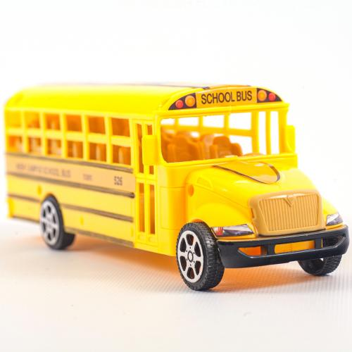 """Автобус инерционный """"Школьный"""", CH526-2B"""