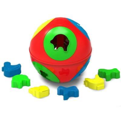 """Іграшка """"Розумний малюк Куля 2 ТехноК"""""""