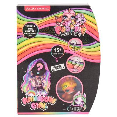 Кукла POOPSIE сюрприз в коробке,питомец,сумочка,зе