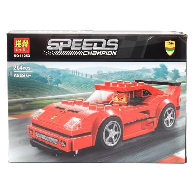 Конструктор Bela (Lari) Ferrari F40,204 єлемента