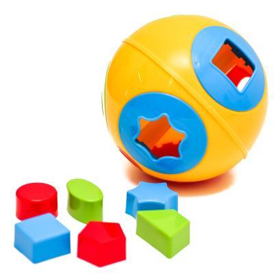 """Іграшка """"Розумний малюк Куля 1 ТехноК"""""""