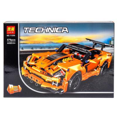 Конструктор Bela:Chevrolet Corvette 579 деталей