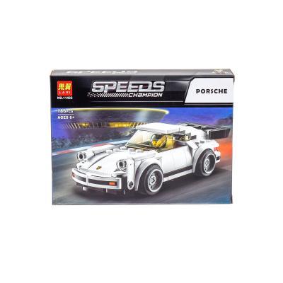 Конструктор Bela:Porsche 911 Turbo 186 деталей