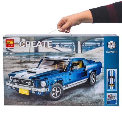 Конструктор Bela:Ford Mustang 1471 деталей