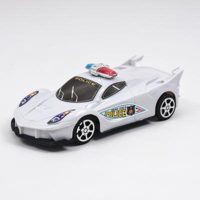 Полицейская машина, инерционная, 1102-5-6-5A-6A