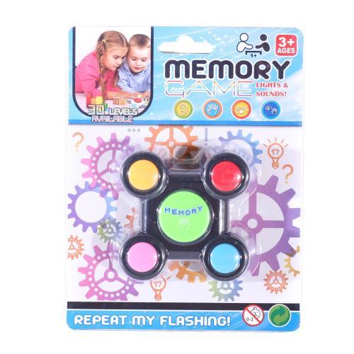 Игра 988 (90шт) головоломка, звук, свет, на бат(та, 988-2