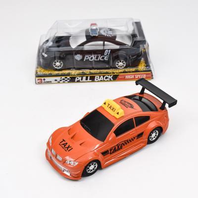Машина 202-3-4 (96шт) инер-я, 18см, 3 вида(полиция, 202-3-4
