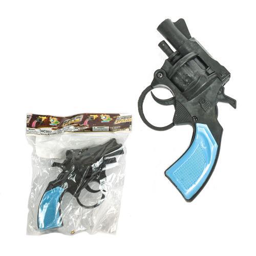 Пистолет HC-007 (360шт) 10см, на пульках, в кульке, HC-007