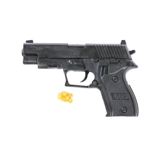 Пистолет P226 (288шт) 17см, на пульках, в кульке, P226