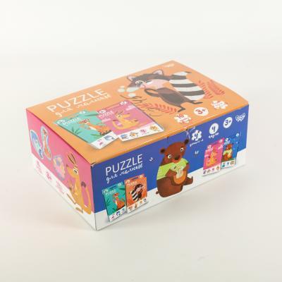Пазлы для детей Puzzle For Kids в кор /32 (ДТ), ДТ-ПЗ-05-45
