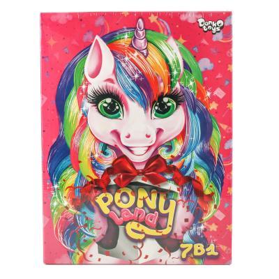 """Набор для творчества """"Pony Land"""""""