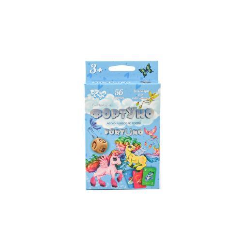 Развивающая настольная игра Cute Unicorns укр/32ДТ, ДТ-МН-14-46