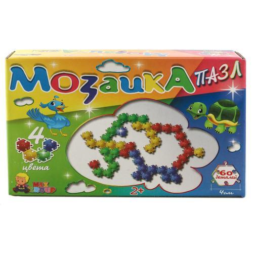 Мозаика пазл (60 элементов), Max МГ 087