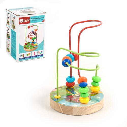 """Деревянная игрушка """"Лабиринт"""", KJ820"""