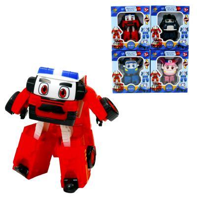 Трансформер Robocar Hero