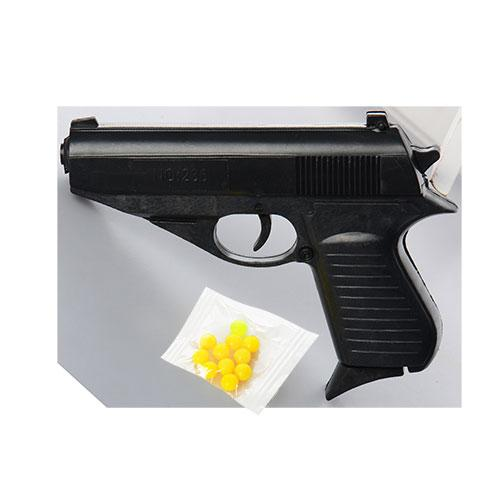 Пистолет ES301-236PB (360шт) на пульках, в кульке, ES301-236PB