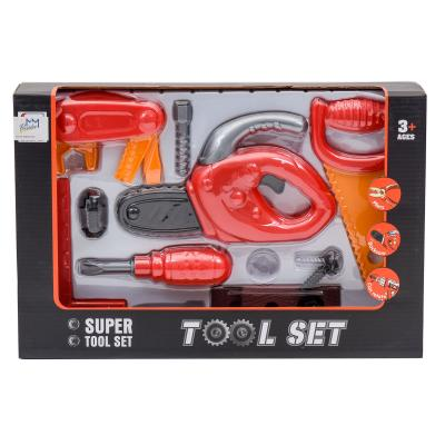 Набор инструментов в коробке
