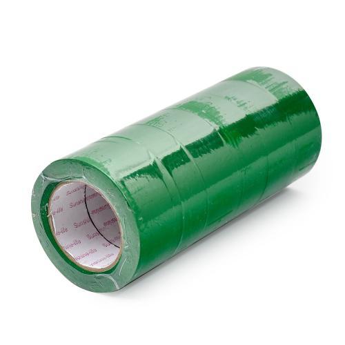 Скотч намотка 300 метров - зелёный, M3-36green