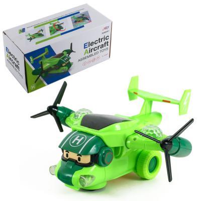 Самолетик на батарейке