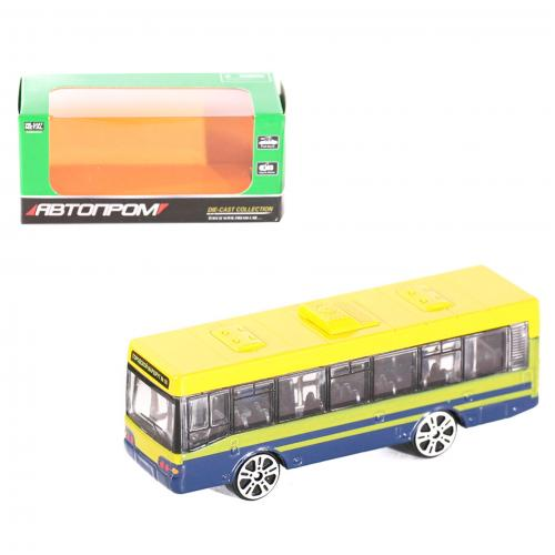 """Автобус метал""""Автопром""""икарус, 7T-7655"""