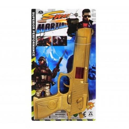 Пістолет механічний зі світл. ефектом (планшет) 288, 288-9-1