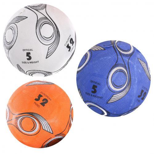 Мяч футбольный VA 0028 (30шт) размер 5, резина Gra, VA-0028
