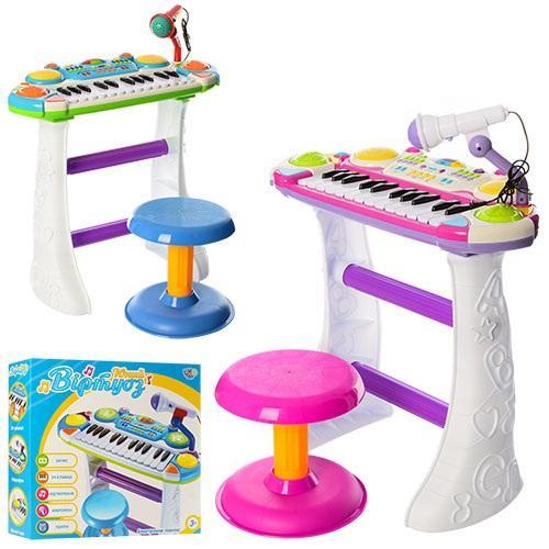 Пианино Музыкант, на подставке, 7235