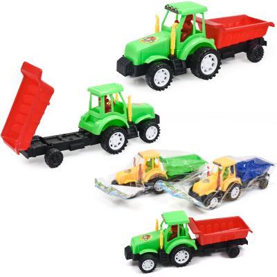 Заводная игрушка трактор