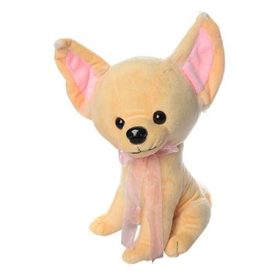 Мягкая игрушка MP 1414 (24шт) собачка, размер сред